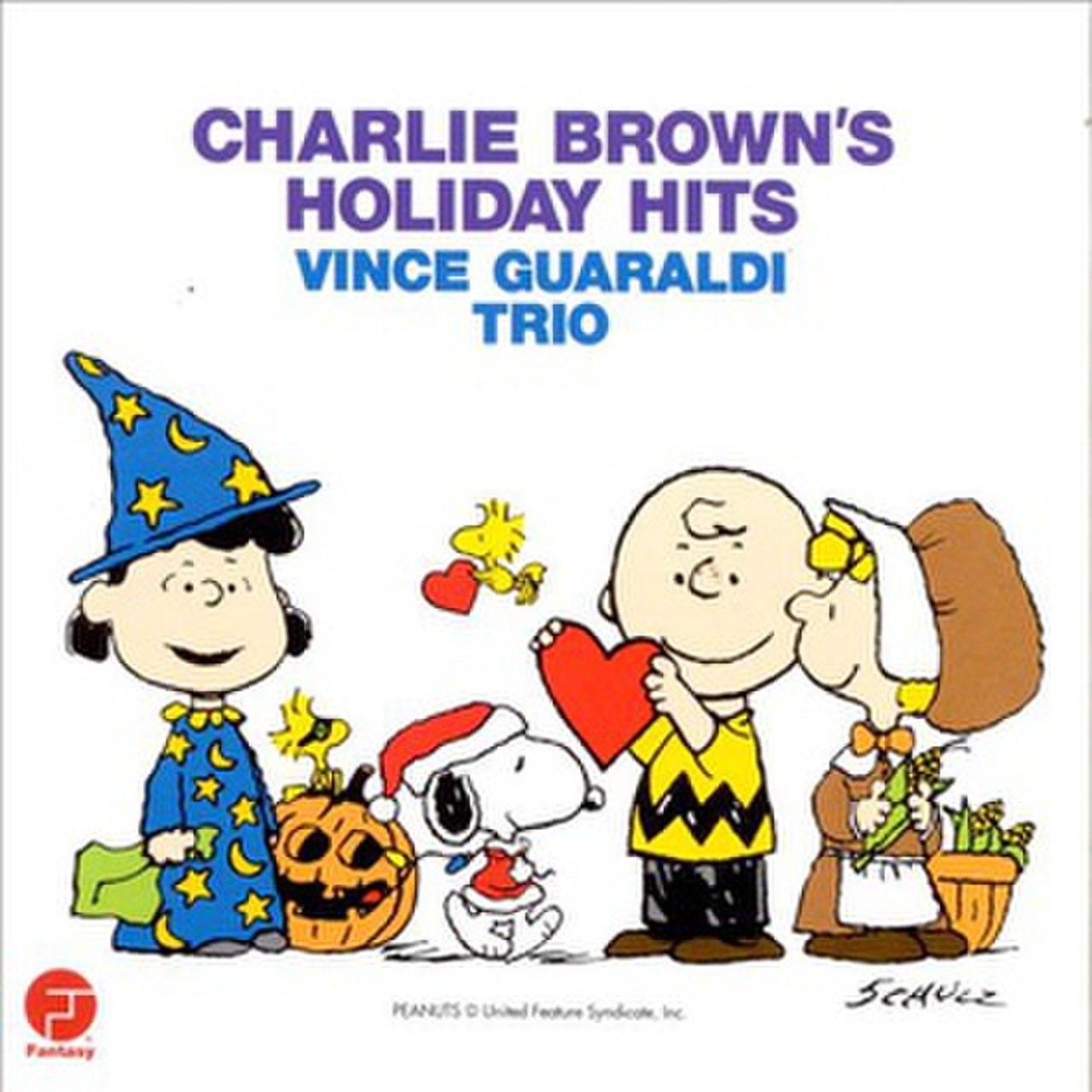Urlaubshits von Charlie Brown