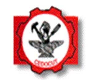 Confederación Ecuatoriana de Organizaciones Clasistas Unitarias de Trabajadores - Image: CEDOCUT logo