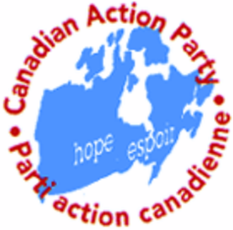 Canadian Action Party - Party logo in use until 2006