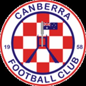Canberra FC - Image: Canberra FC
