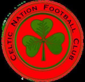 Celtic Nation F.C. - Image: Celtic Nation F.C. logo