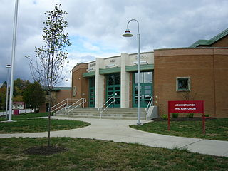 Chaney High School Public, coeducational high school in Youngstown, Ohio, United States