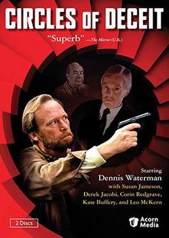 Circles of Deceit (TV series) - Image: Circlesof Deceit DVD