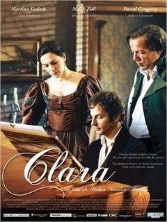 <i>Geliebte Clara</i> 2008 film by Helma Sanders-Brahms