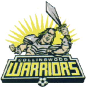 Collingwood Warriors S.C. - Image: Collingwood warriors