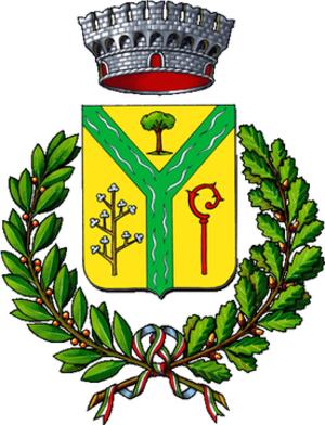Corte Brugnatella - Image: Corte Brugnatella Stemma