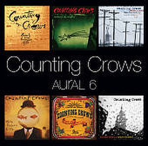 Aural 6 - Image: Counting Crows Aural 6