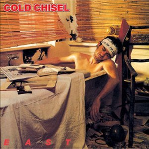 East (Cold Chisel album) - Image: Cover east