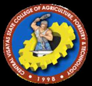 Bohol Island State University - The old CVSCAFT logo
