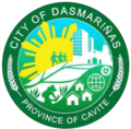 Dasma City Logo.png