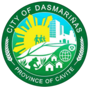 The Dasmariñas city seal (created 2010)