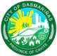 Official seal of Dasmariñas