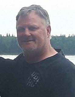 Dave Manson Canadian ice hockey player