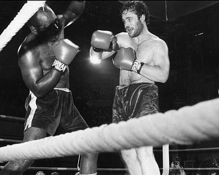British Heavyweight Title 1983