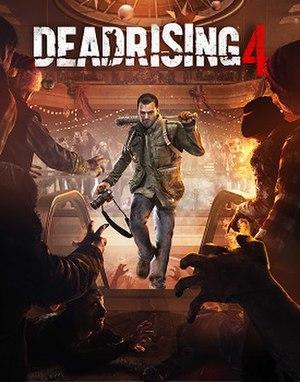 Dead Rising 4 - Image: Dead rising 4 cover art