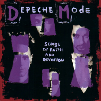 Songs of Faith and Devotion - Image: Depeche Mode Songs of Faith and Devotion