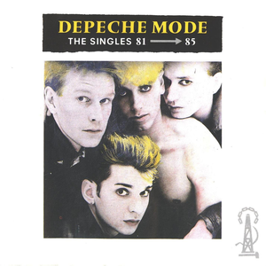 The Singles 81→85 - Image: Depeche Mode The Singles 81 85