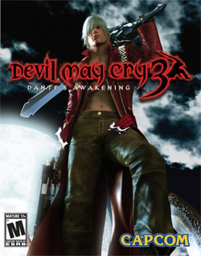 Picture of a game: Devil May Cry 3: Special Edition