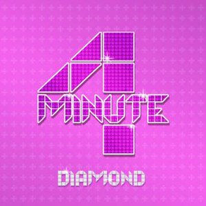 Diamond (4Minute album) - Image: Diamondcdonly