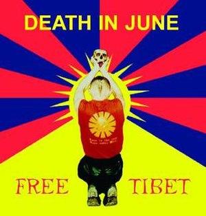 Free Tibet (album) - Image: Dij Free Tibet