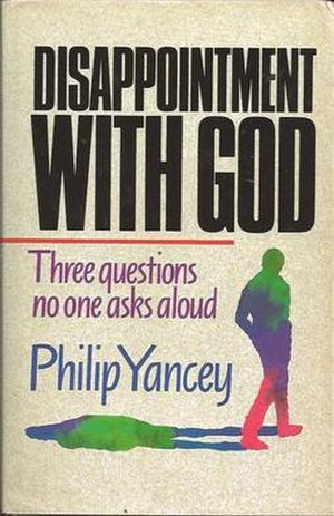 Disappointment with God - First edition cover