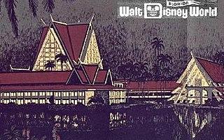 Disneys Asian Resort Cancelled hotel at Walt Disney World