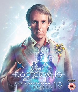 <i>Doctor Who</i> (season 19)