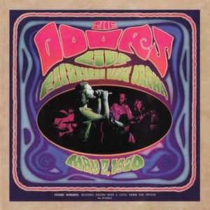 Pittsburgh Civic Arena (album) - Image: Doorspittsburgh 1970