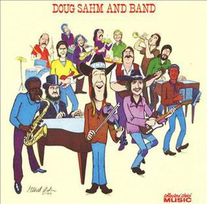 Doug Sahm and Band - Image: Doug Sahm and Band 1973