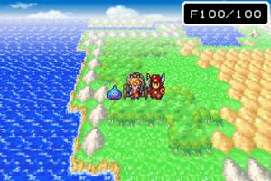 Dragon Quest Monsters - Exploration in Caravan Heart