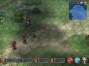 The Legend of Heroes: Trails in the Sky - Image: ED6SCfieldmap