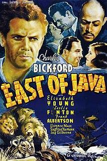 <i>East of Java</i> 1935 film by George Melford