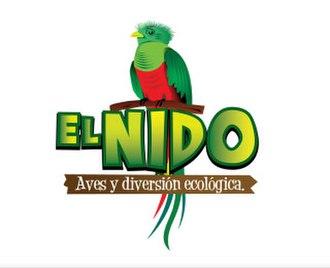 The Nest (aviary) - Image: El nido logo