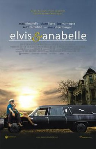 Elvis and Anabelle - Image: Elvis and Anabelle Film Poster