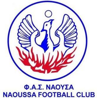 Naoussa F.C. - FAS Naoussa logo