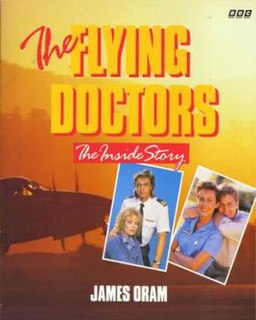 <i>The Flying Doctors</i> Australian 1988-1996 television series