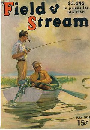 Field & Stream, July 1939