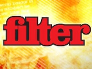 Filter (TV series) - Filter's logo, after the 2006 revamp.
