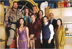 List of Firefly characters - Wikipedia