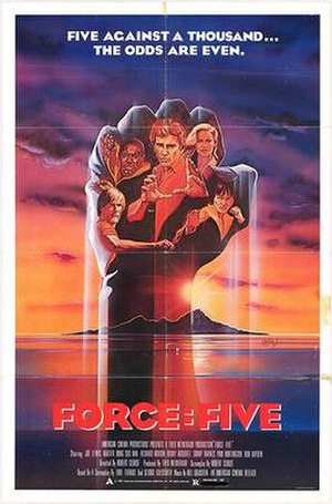 Force: Five - Image: Force Five