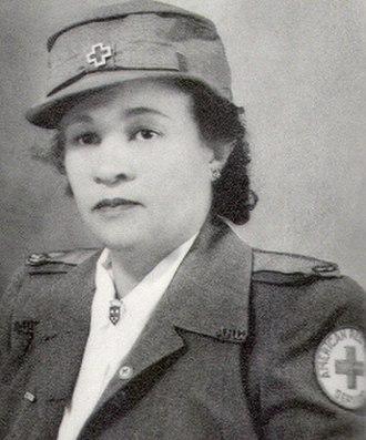 Frances Mary Albrier - Undated photo of Albrier