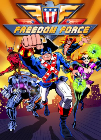 Freedom Force (2002 video game) - Image: Freedom Force