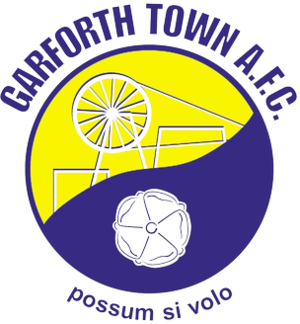 Garforth Town A.F.C. - Garforth Towns' emblem