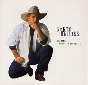 The Dance (song) - Image: Garth Brooks The Dance