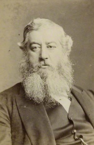George Ward Hunt - Image: George Ward Hunt (30 July 1825 – 29 July 1877)