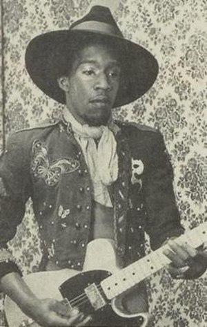Glenn Goins - Glenn Goins in 1976