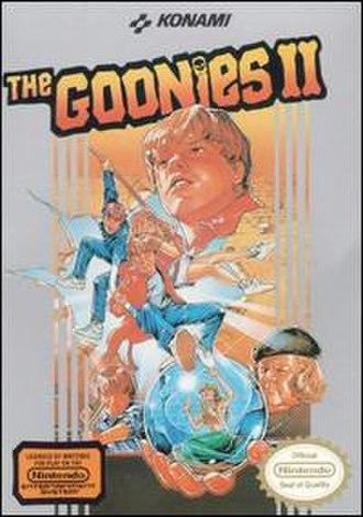 The Goonies II - Image: Goonies 2