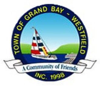 Grand Bay–Westfield - Image: Grand Bay Westfield seal