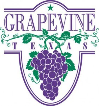 Grapevine, Texas - Image: Grapevine logo