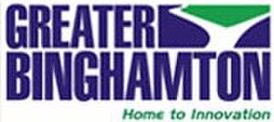 Binghamton metropolitan area - Greater Binghamton Logo